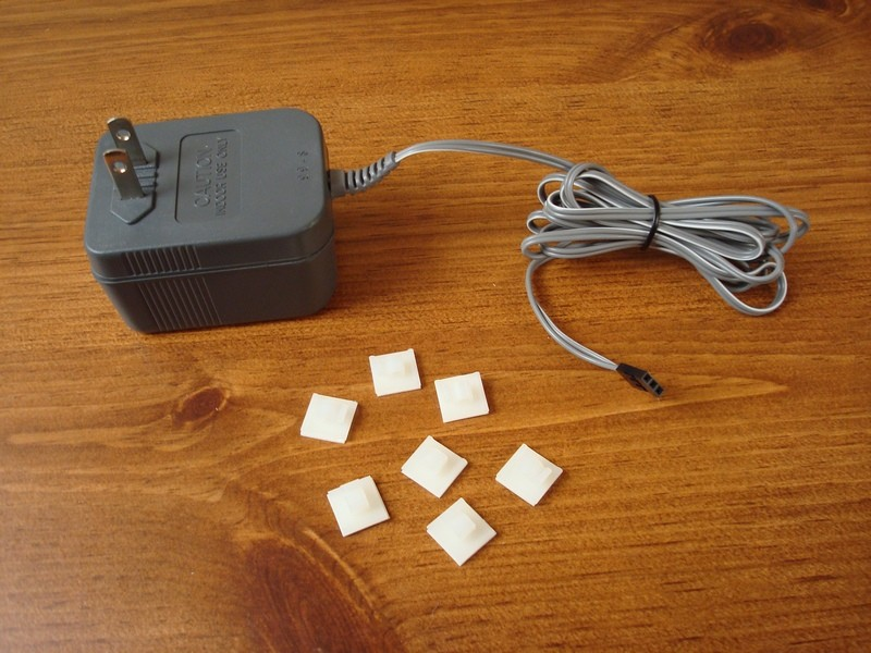 A/C Adapter for EPC-IRD1 People Counter and EPC-IRD1E Infrared Emitter