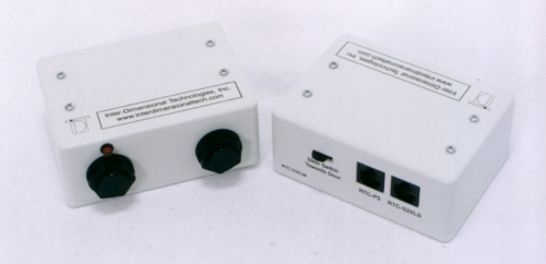 RTC-S2XL Long-Range Infrared Door Sensor (Use with the RTC-P3 Retail Traffic Counter/People Counter)