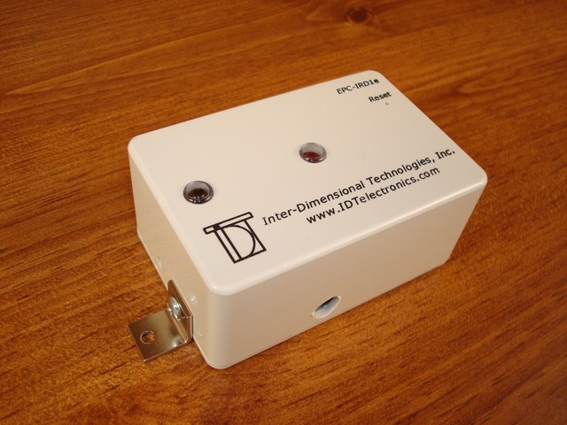 EPC-IRD1E Infrared Emitter for EPC-IRD1 People Counter with Front-Firing Brackets