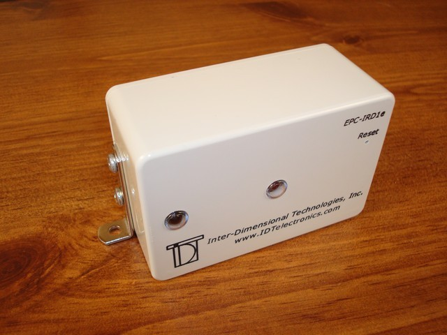 EPC-IRD1E Infrared Emitter for EPC-IRD1 People Counter with Side-Firing Brackets
